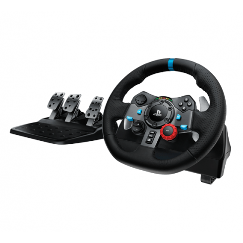 Logitech G29 for PS3 + PS4 + PC