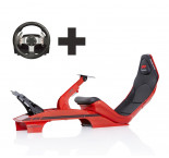 Playseat® F1 Red Ready to Race paquet