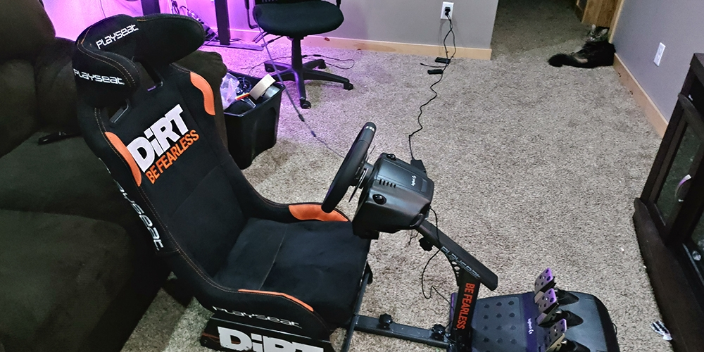 Not just a playseat